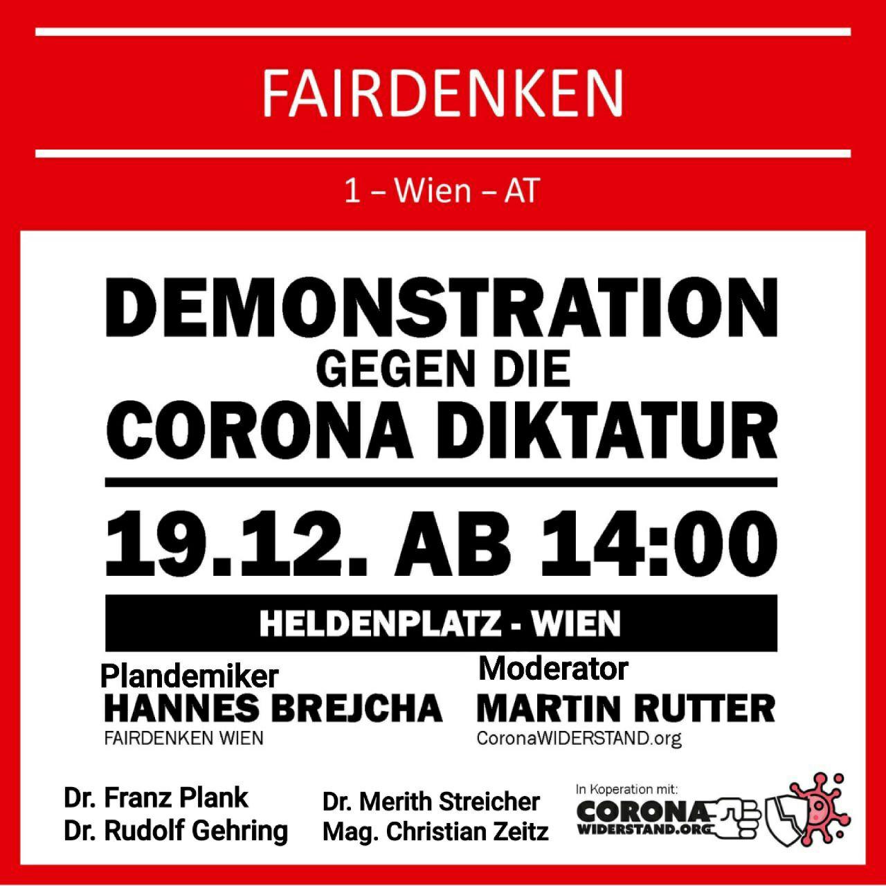 Fairdenken Demo