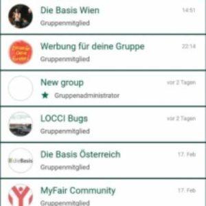 Gruppenlogo von LOCCI - zensurfreies SOCIAL MEDIA made in Austria