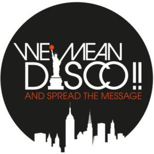 Gruppenlogo von Music - Disco, Nu-Disco, Deep Disco, Re-Edits, House Music, Paradise Garage